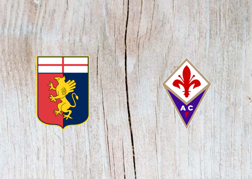 Genoa vs Fiorentina - Highlights 29 December 2018
