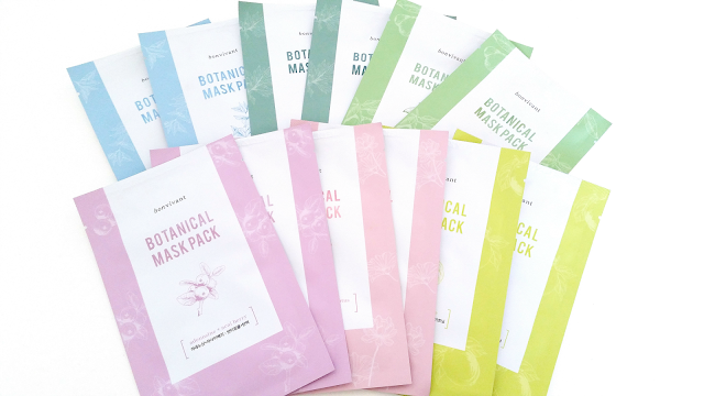 Bonvivant Botanical Pure Masks Mega Review