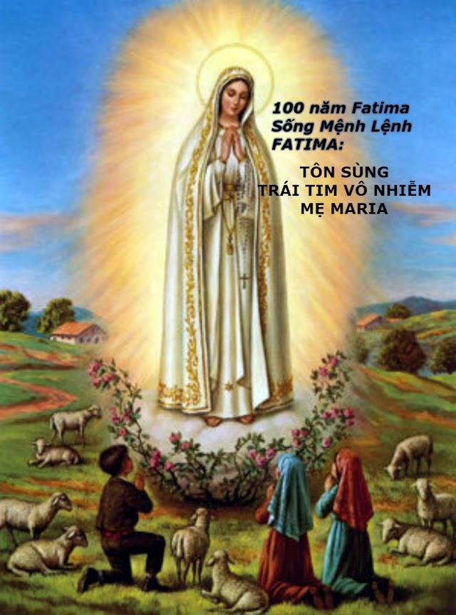 Mẹ của Ơn Cứu Rỗi: Kỷ Nguyên Hòa Bình mà Mẹ nói đến tại Fatima, đã bị lãng quên