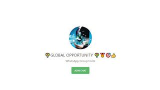 global whatsapp group link