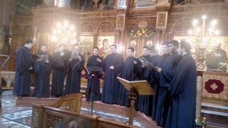 Συνεχίζονται τα Εσπερινά Κηρύγματα στον Καθεδρικό Ι. Ναό Θείας Αναλήψεως Κατερίνης