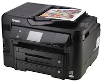 Epson WorkForce WF-3540 Printer Driver Download