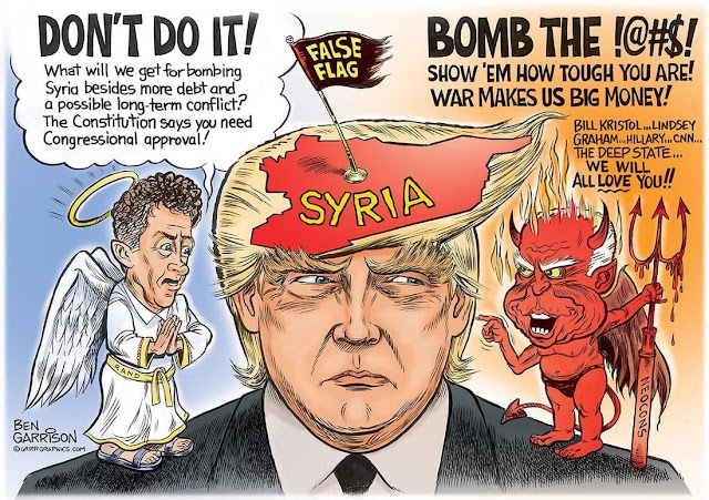 Oliver Stone on the ongoing Syria crisis