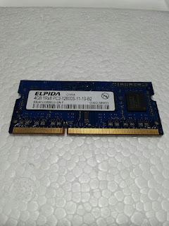 Jual Memori - SODIM 4GB Bekas