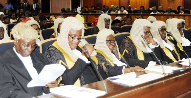 Two Out Of Seven Nigerian Judges Accused Of Corruption Step Down