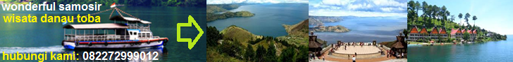 Pesona Wisata Danau Toba