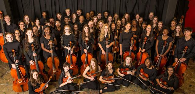 Συναυλία από την Shaker Heights High School Choir & Orchestra  στο Ναύπλιο