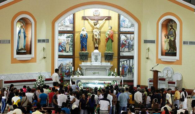 Rutas turísticas de Guayas - Ruta de la fe