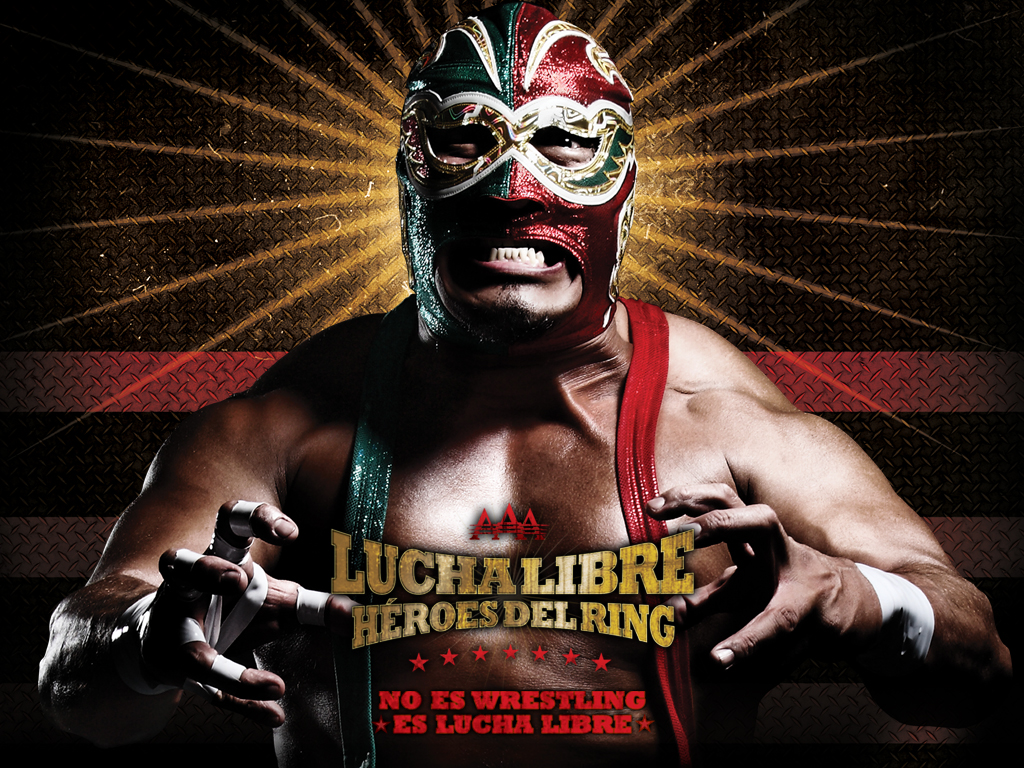 Lucha Libre Jack Black Was Onto Something Rusty Knuckles Motors