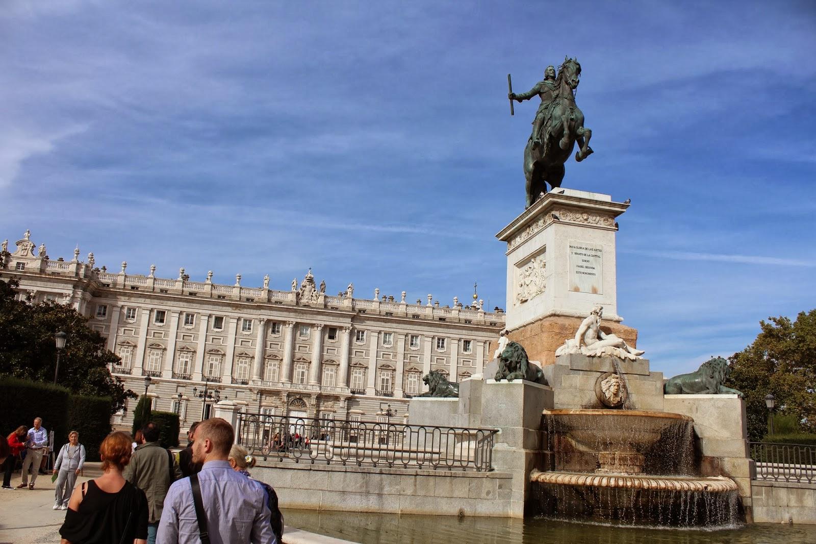 2013 Europe Backpacking Trip: Day 4: Madrid, Spain; 馬德里, 西班牙