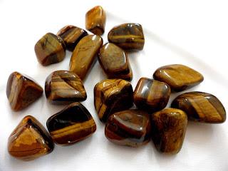 Piedras Mágicas: Ojo de Tigre