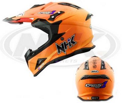 Helm Motocross Terbaik NHK Cross 1