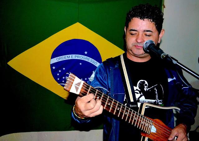 """Jairo """"Brasileiro"""" Mendonça Foto Joaquim Dantas/Blog do Arretadinho"""