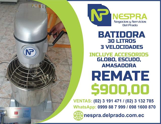 BATEDORA INDUSTRIAL