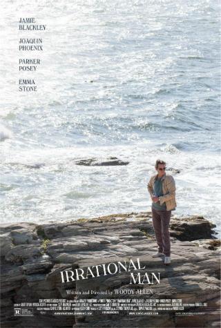 Irrational Man [2015] [DVDR] [NTSC] [Latino]