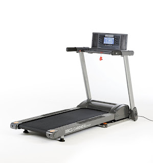 3G Cardio 80i Fold Flat Treadmill, image, review features & specifications