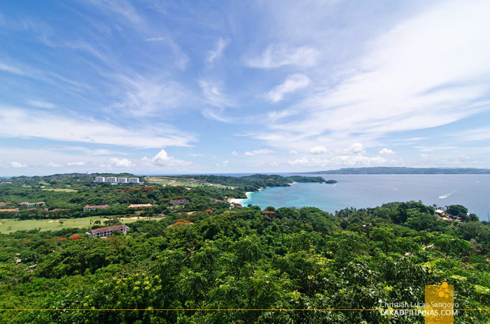 Mount Luho View Deck Boracay North View