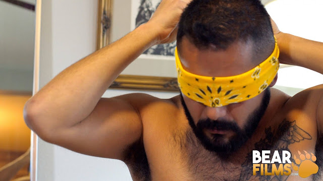 Bear Films - Avi Strider - Better Blindfolded