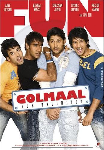 Golmaal (2006) Movie Poster