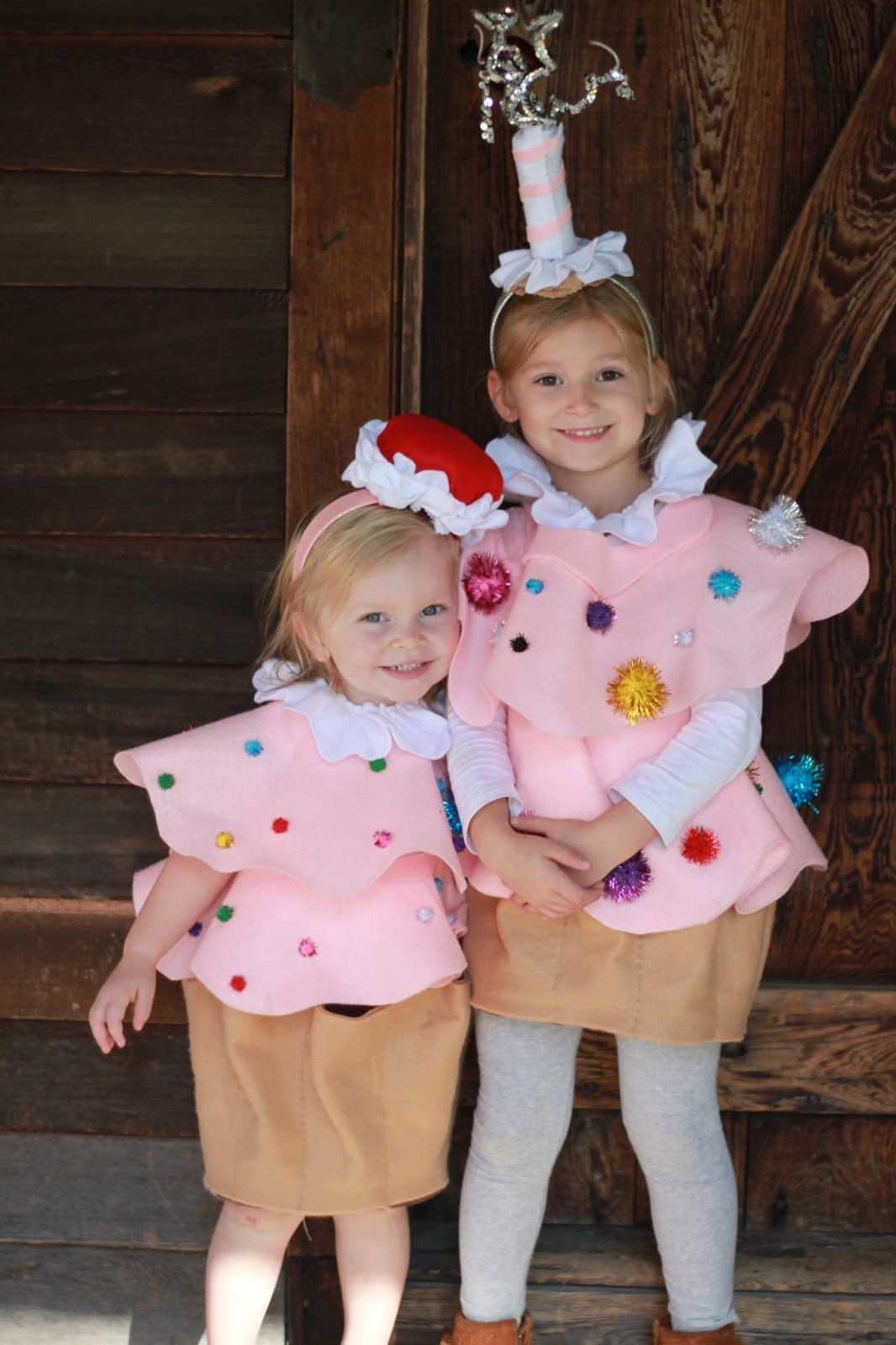 Diy Kids Cupcake Costume A Young Wife S Tale
