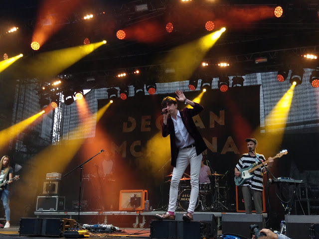 Declan McKenna, Colours Of Ostrava 2018