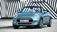 The MINI Convertible
