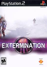 LINK Extermination PS2 ISO CLUBBIT