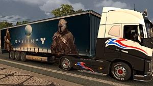 Destiny trailer mod