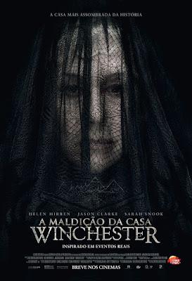 A Maldição da Casa Winchester, lançamento terror 2018