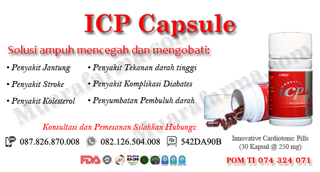 beli obat jantung koroner icp capsule di manado, agen icp capsule manado, harga icp capsule di manado