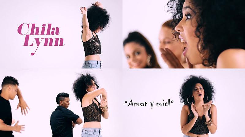 Chila Lynn - ¨Amor y Miel¨ - Videoclip. Portal Del Vídeo Clip Cubano
