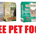 2 Free Samples Bags of Canidae Dog Food or Cat Food