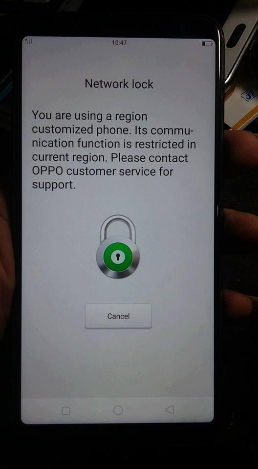 how to network unlock Oppo Realme 1 - ASHADUL SAEKER