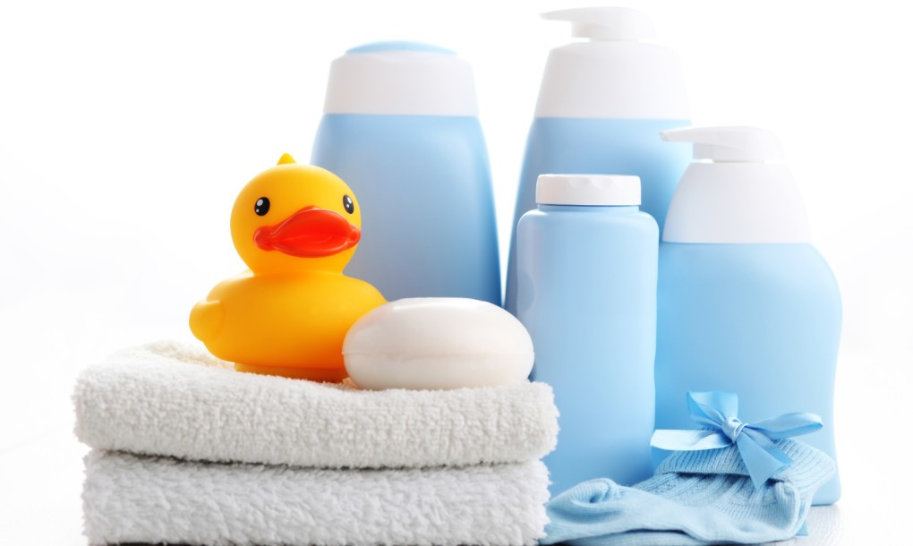 Cosmética infantil - usar productos naturales