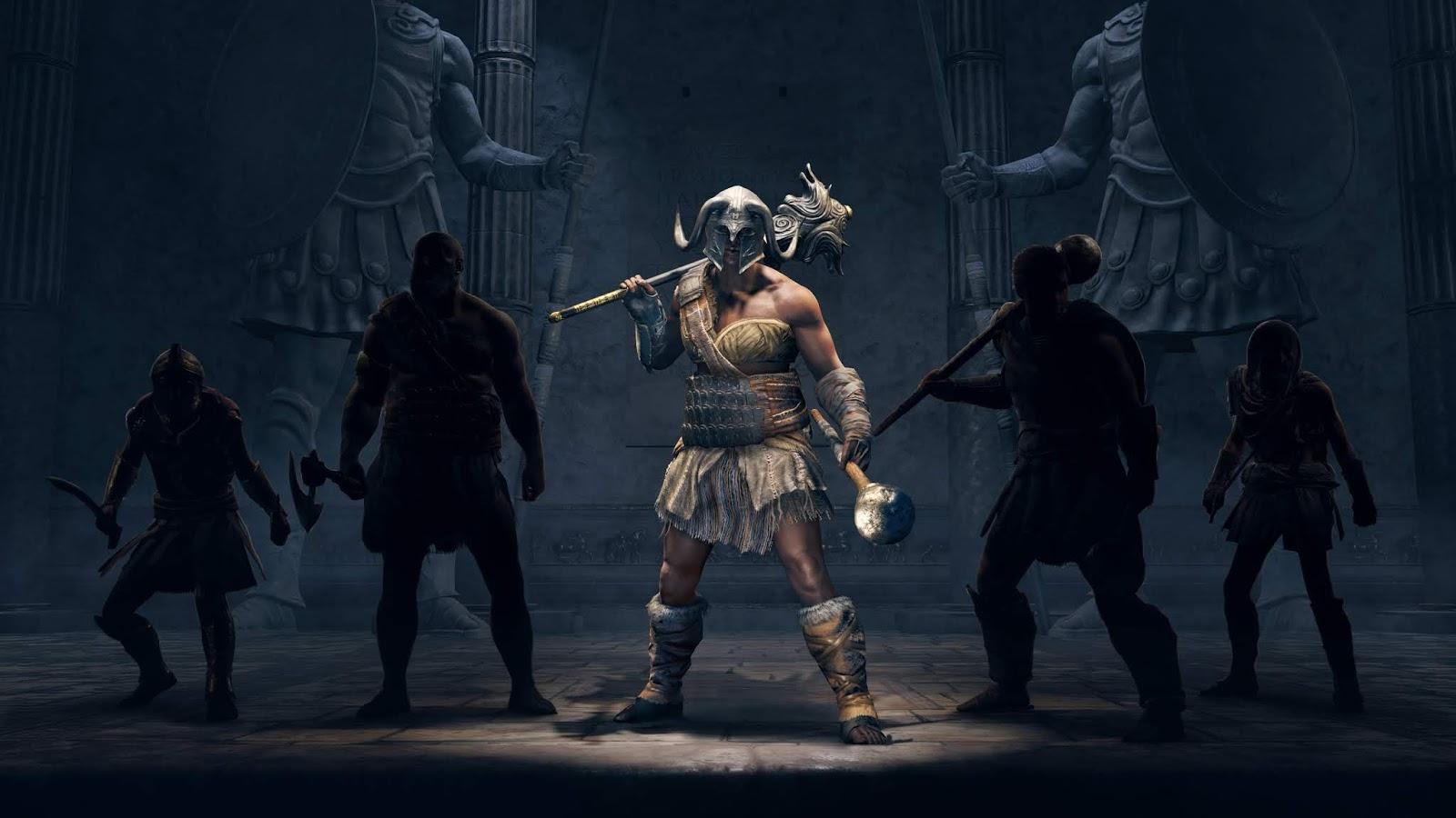 Resultado de imagen de Assassin's Creed: Odyssey