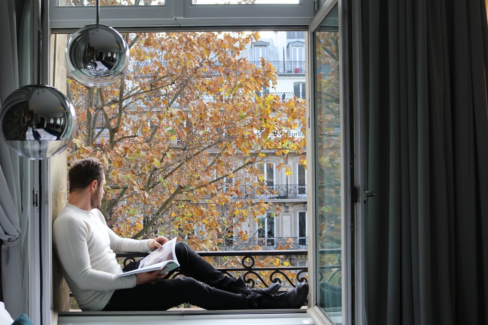 Hotel Indigo, Paris, France, KALANCHOE, Ben Heath