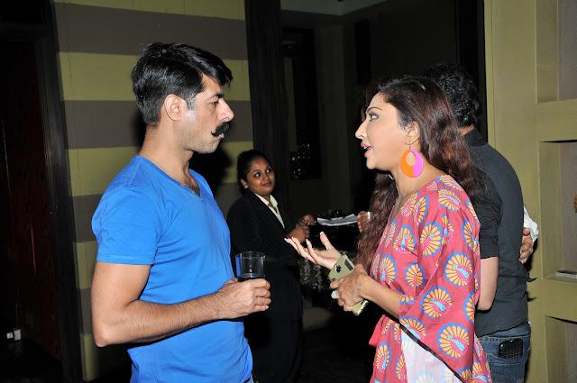 Sushant Singh & Mouli Ganguly