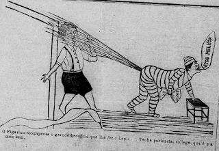 O Figarino - 1895/1896 - Nicephoro Moreira - balão
