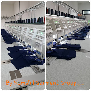 โรงงานผลิตเสื้อผ้าราคาถูก