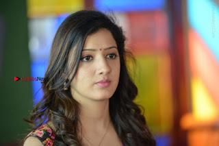 Actress Richa Panai Stills in Half Saree at Rakshaka Bhatudu Sets  0022.JPG