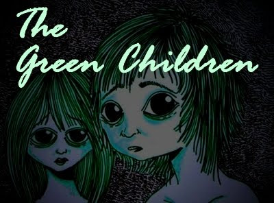 green children of woolpit dimension aliens
