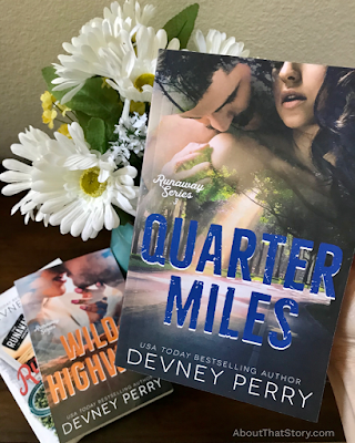 Book Review: Quarter Miles by Devney Perry + Excerpt