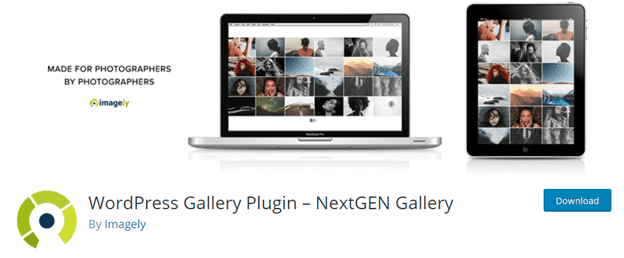 NextGEN Photo Gallery Plugin