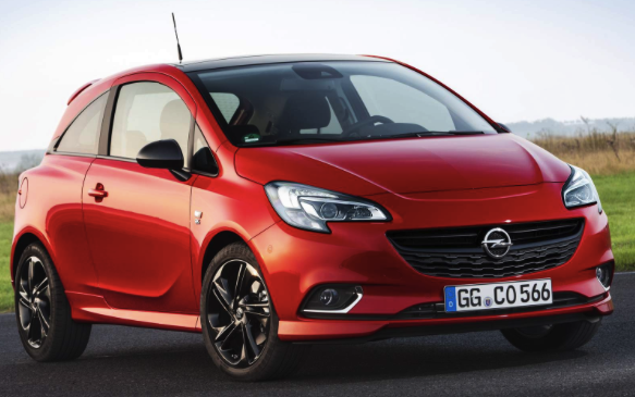 2018 Opel Corsa Sedan Review Design Release Date Price And Specs