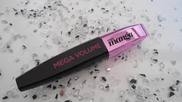 L'oreal Paris Mega Volume Miss Manga Black Maskara