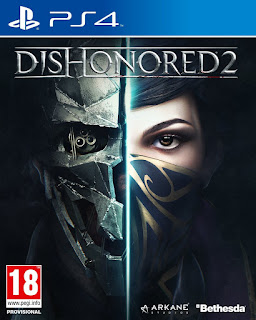 Best Deals PS4 : Dishonored 2 £24.99 Amazon Prime, free Delivery in the UK