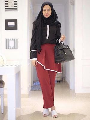 Model Baju Muslim Untuk ke Kantor