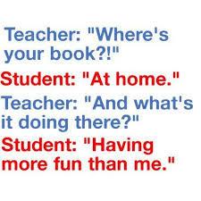 Funny Teacher And Students Jokes