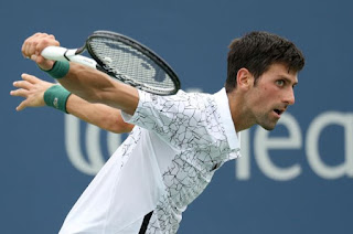 Novak aims to complete set