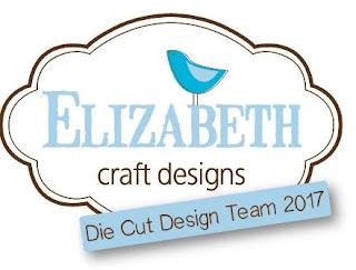Elizabeth Craft Designs Die Cut Team Member